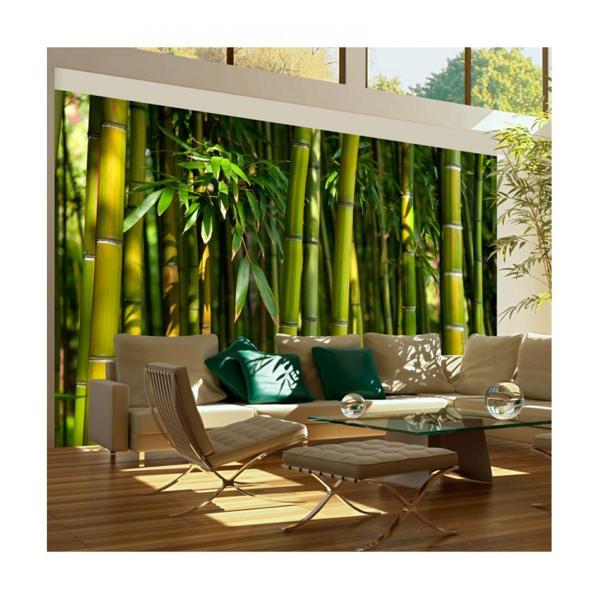 Artgeist Papier peint - Forêt de bambous asiatique 450x270