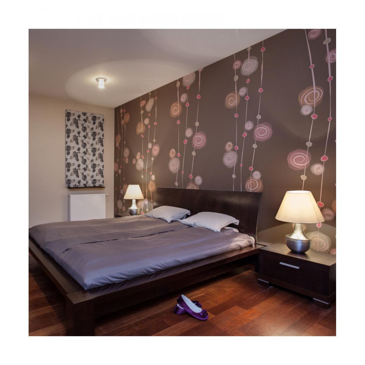 Artgeist Papier peint - motif: abstraction - roses 350x270