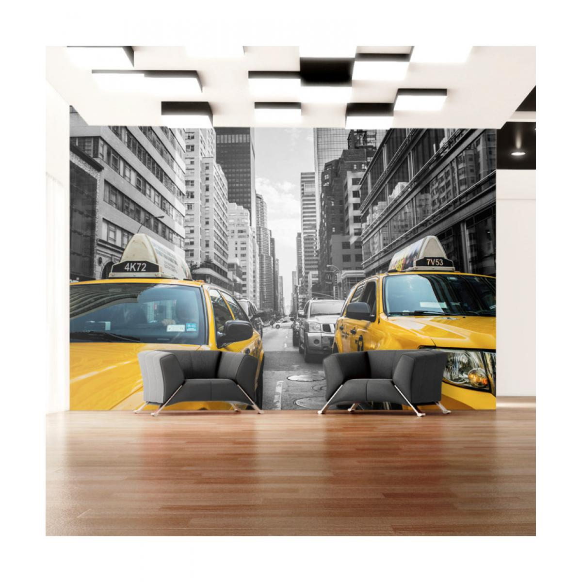 Artgeist Papier peint - New York taxi 300x210