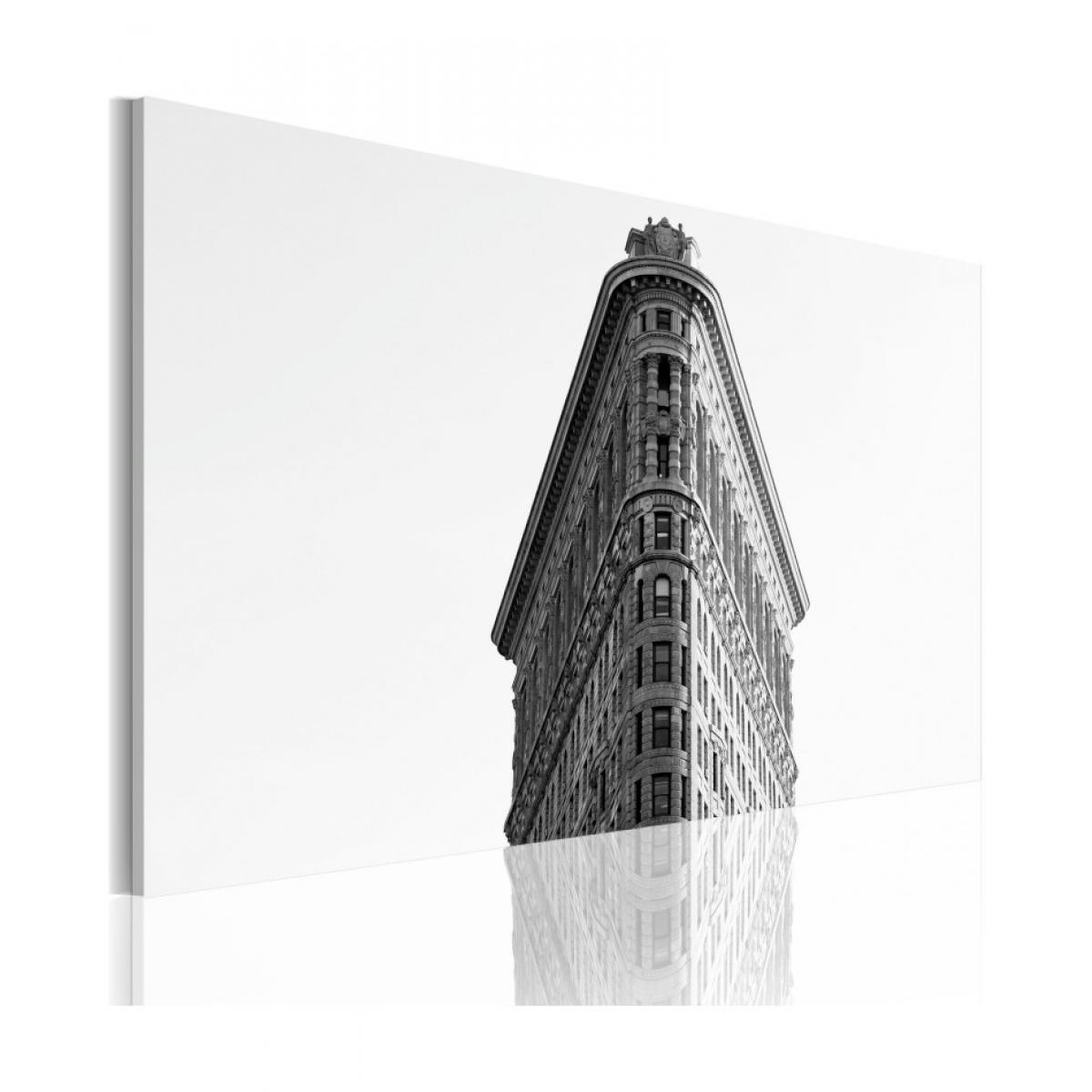 Artgeist Tableau - Flatiron Building 120x80