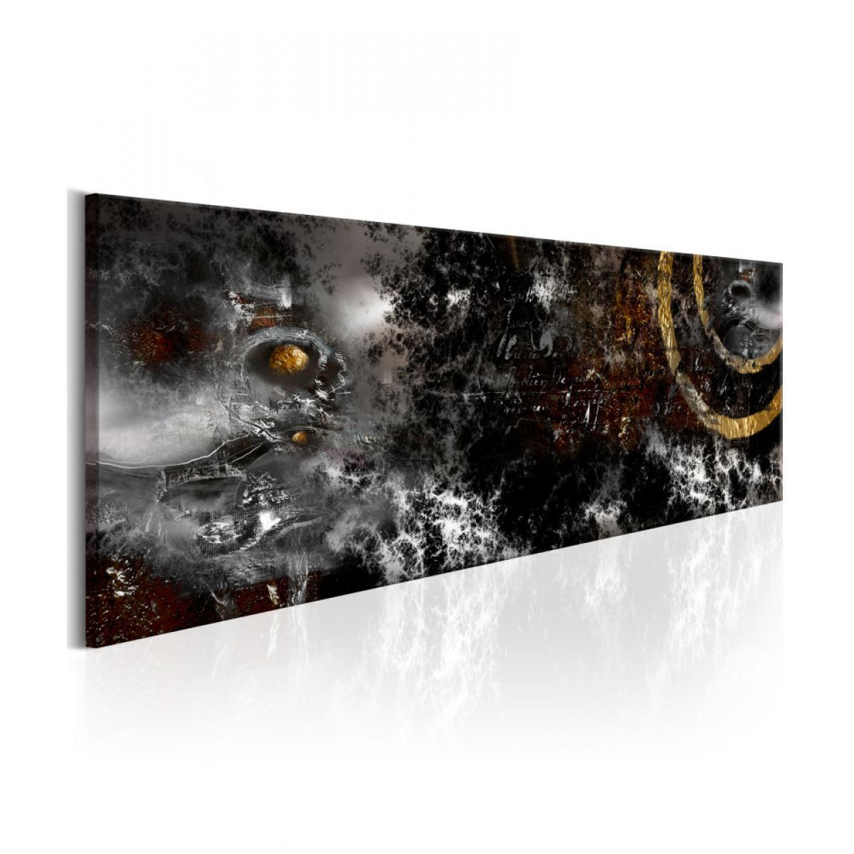 Artgeist Tableau - Lune sobre 120x40