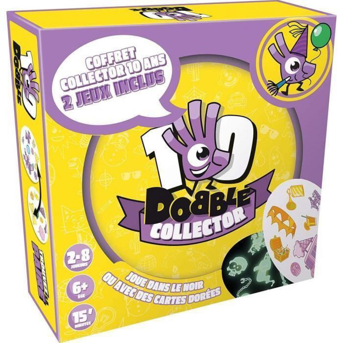 Asmodee Dobble Collector 10 ans