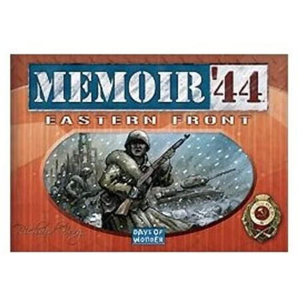 Asmodee Memoire 44 - Front Est extension