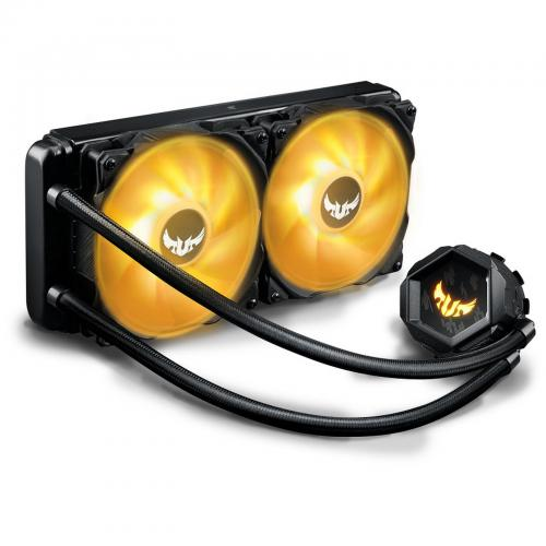 Asus - ASUS TUF LC 240 RGB - Bonnes affaires Watercooling