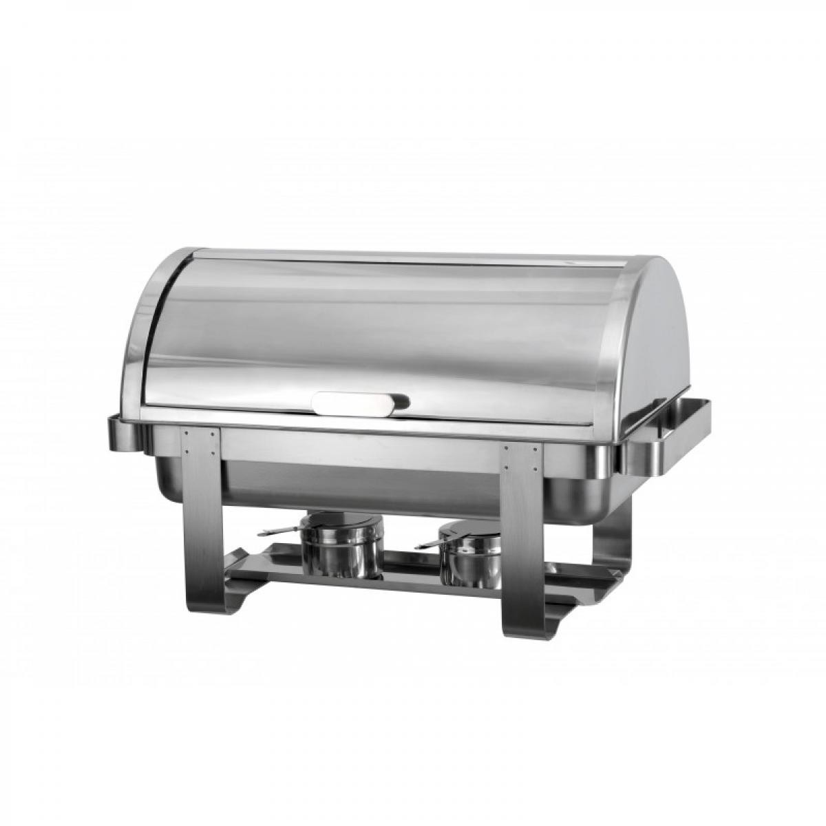 Atosa Chafing dish GN1/1 avec couvercle rabattable 90° - Atosa -