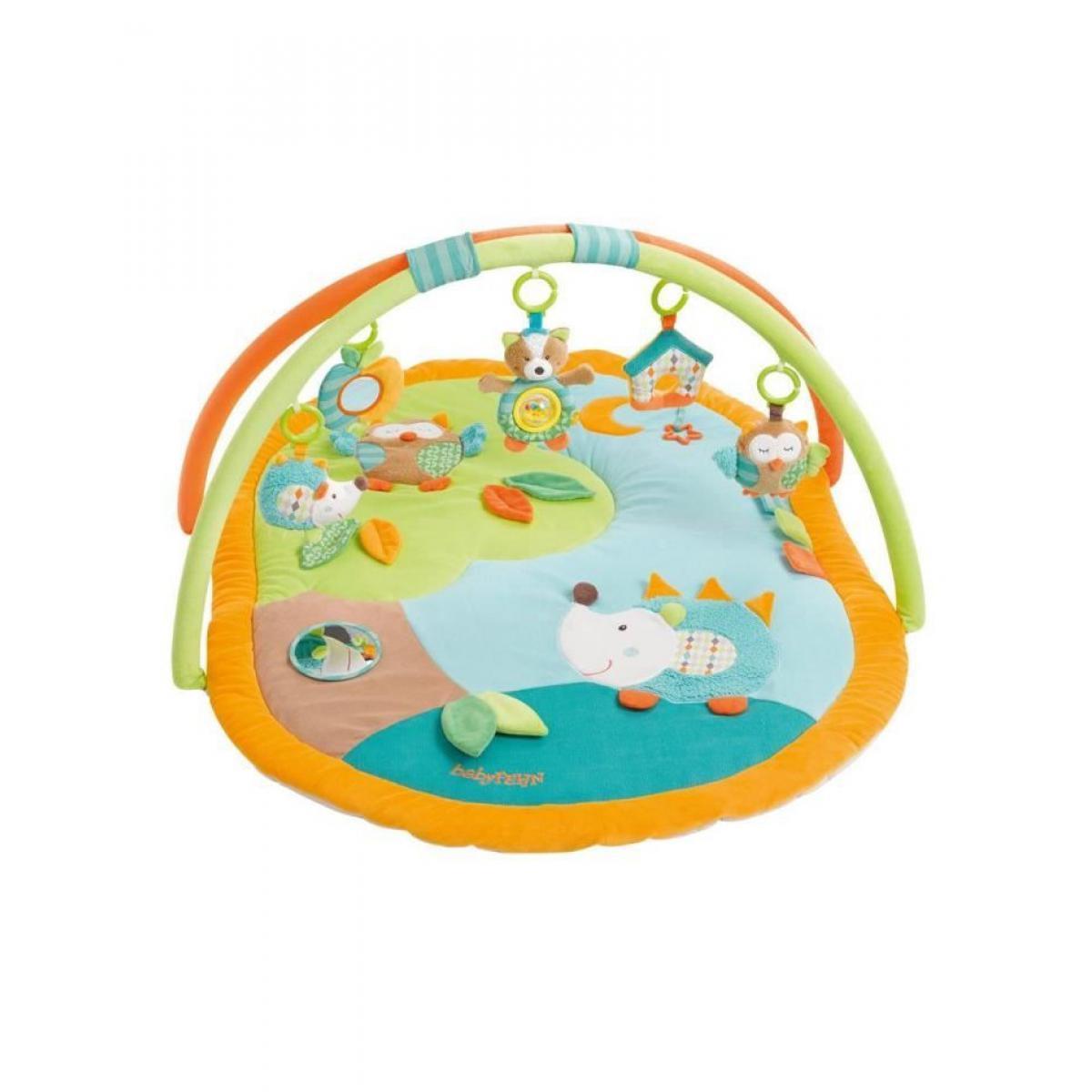 Babysun BABYSUN Tapis d'Activités 3D Sleeping Forest