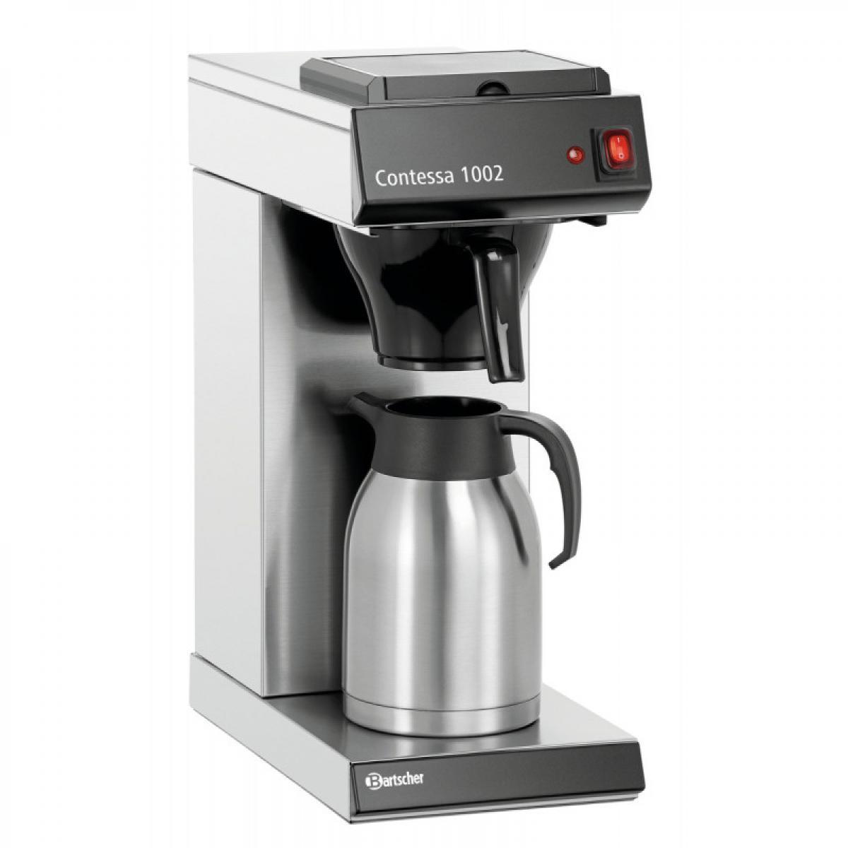 Bartscher Machine à Café Contessa 1002 - 2 Litres - Bartscher -