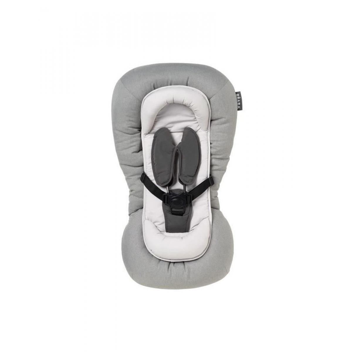 Beaba BEABA Coussin complet transat Up&Down - Heather grey