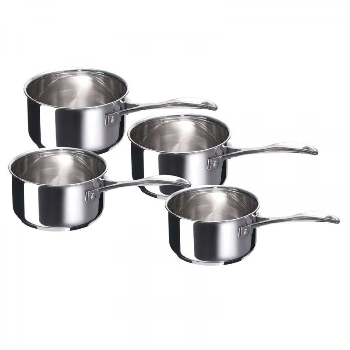Beka Beka - Série de 4 casseroles Chef - 14 à 20 cm
