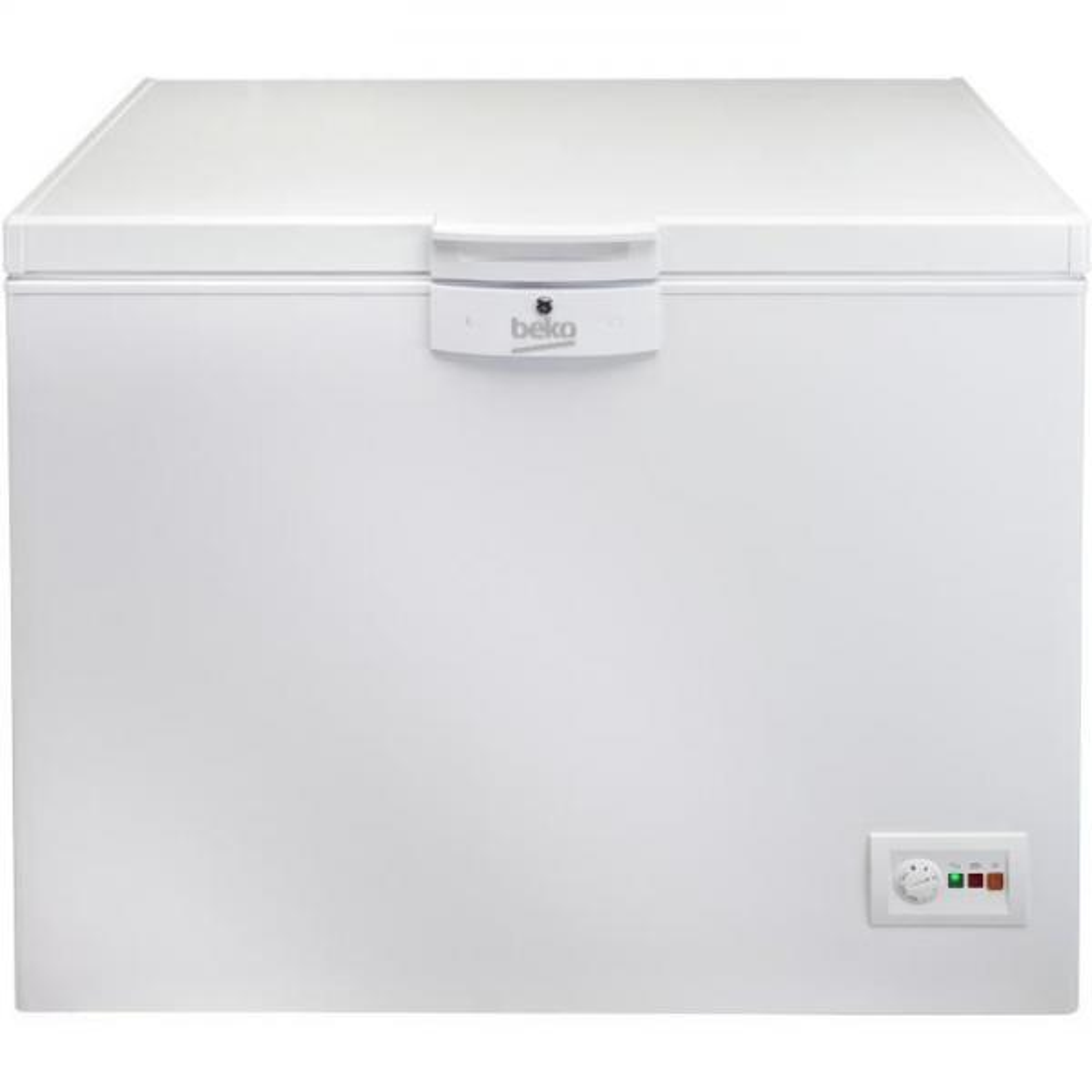 Beko - Congélateur coffre 298L Froid Low Frost BEKO 110.5cm F, BEK5944008924157