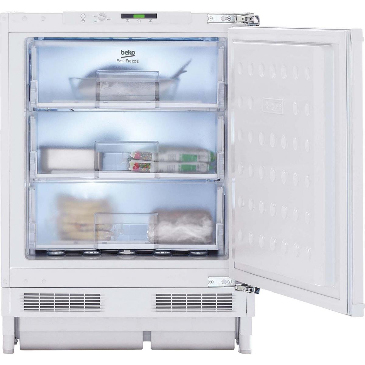 Beko - Congelateur encastrable BEKO BU 1203 N