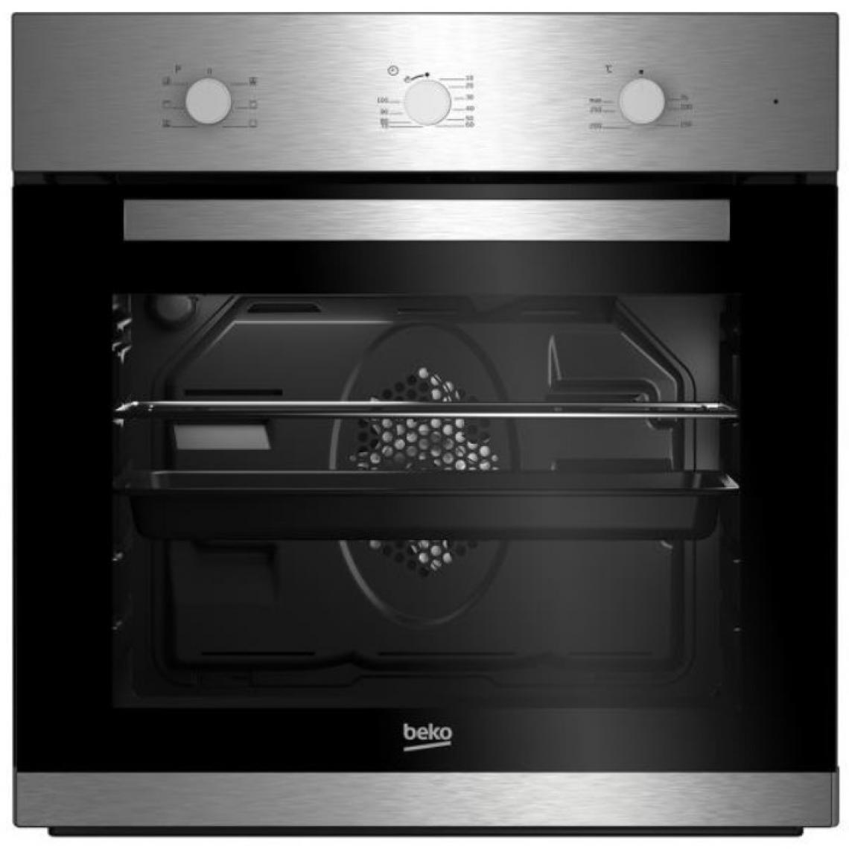 Beko Four Encastrable-multifonction-fermeture Douce-minuteur Coupe Circuit-i Beko - Bie22100xs