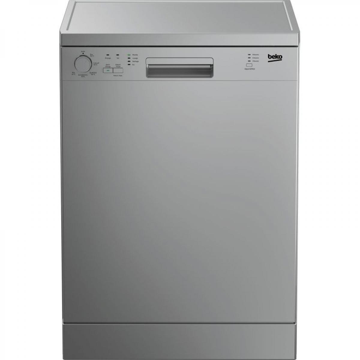 Beko Lave-vaisselle intégrable BEKO DFN136S 13 couverts Silver