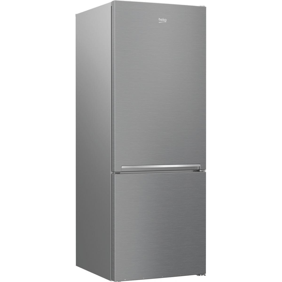 Beko Réfrigérateur combiné 550L Froid Ventilé BEKO 70cm A++, BRCNE 50140 ZXBN