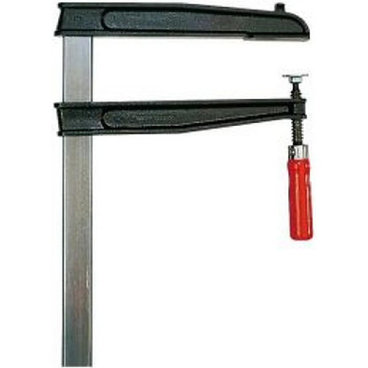 Bessey Serre-joint à grande portée TGNT, Capacité de serrage : 1000 mm, Portée 300 mm, Glissière 45 x 12 mm