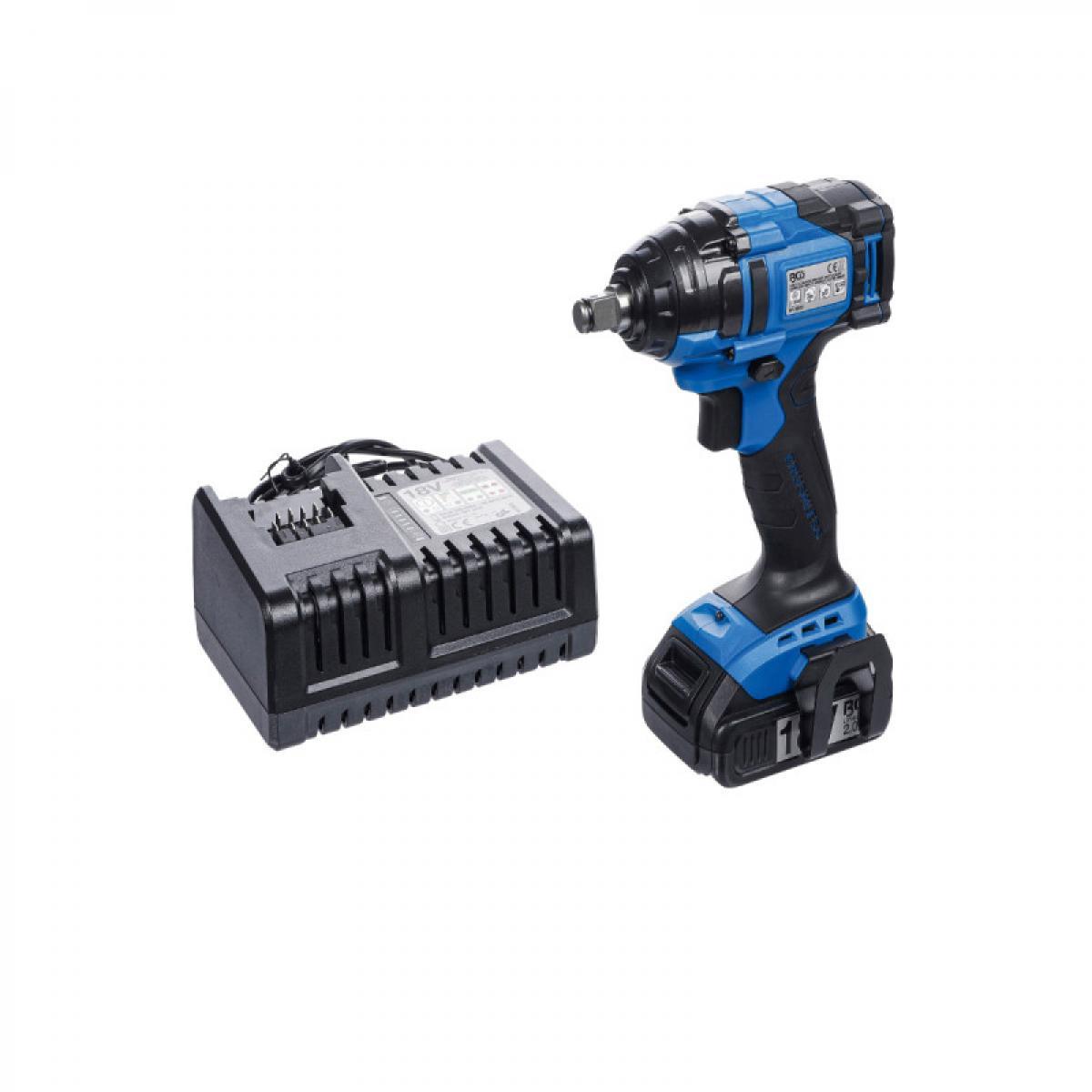 Bgs Clé à choc BGS 18V 250Nm - Batterie et chargeur inclus - 9928