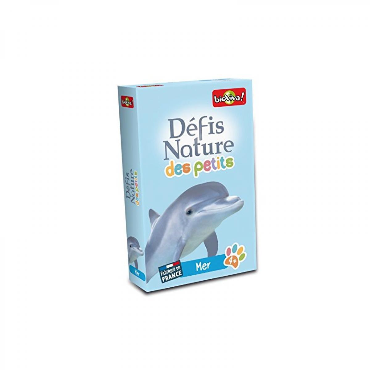 Bioviva Defis Nature Des Petits Mer