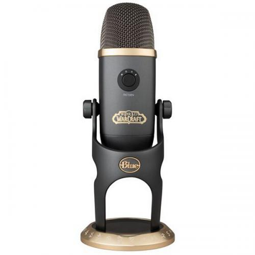 Blue Microphone - Yeti X World of Warcraft Edition - Matériel Streaming