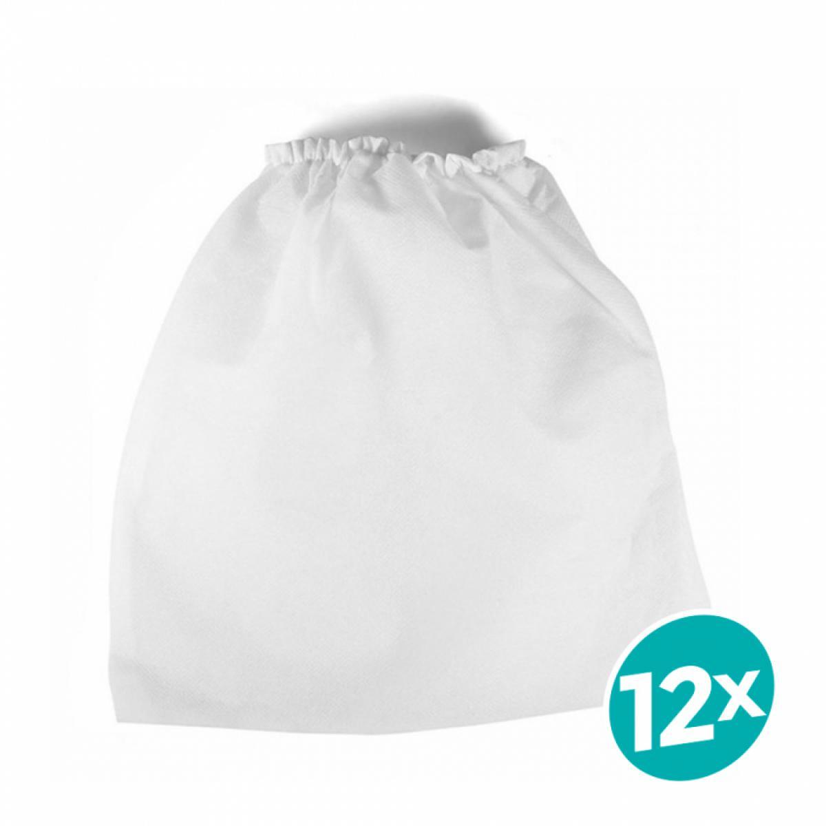 Bodyline - Healt And Massage Lot de 12 sacs universels professionnels pour aspirateur manucure
