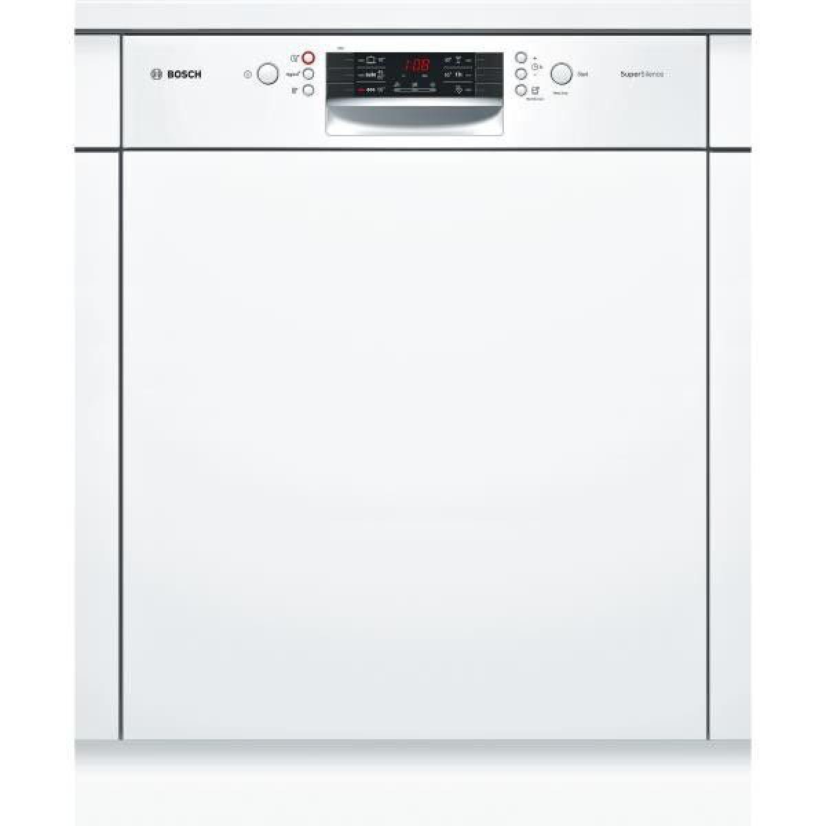 Bosch Lave-vaisselle encastrable BOSCH 13 Couverts 60cm A++, SMI46JW03E