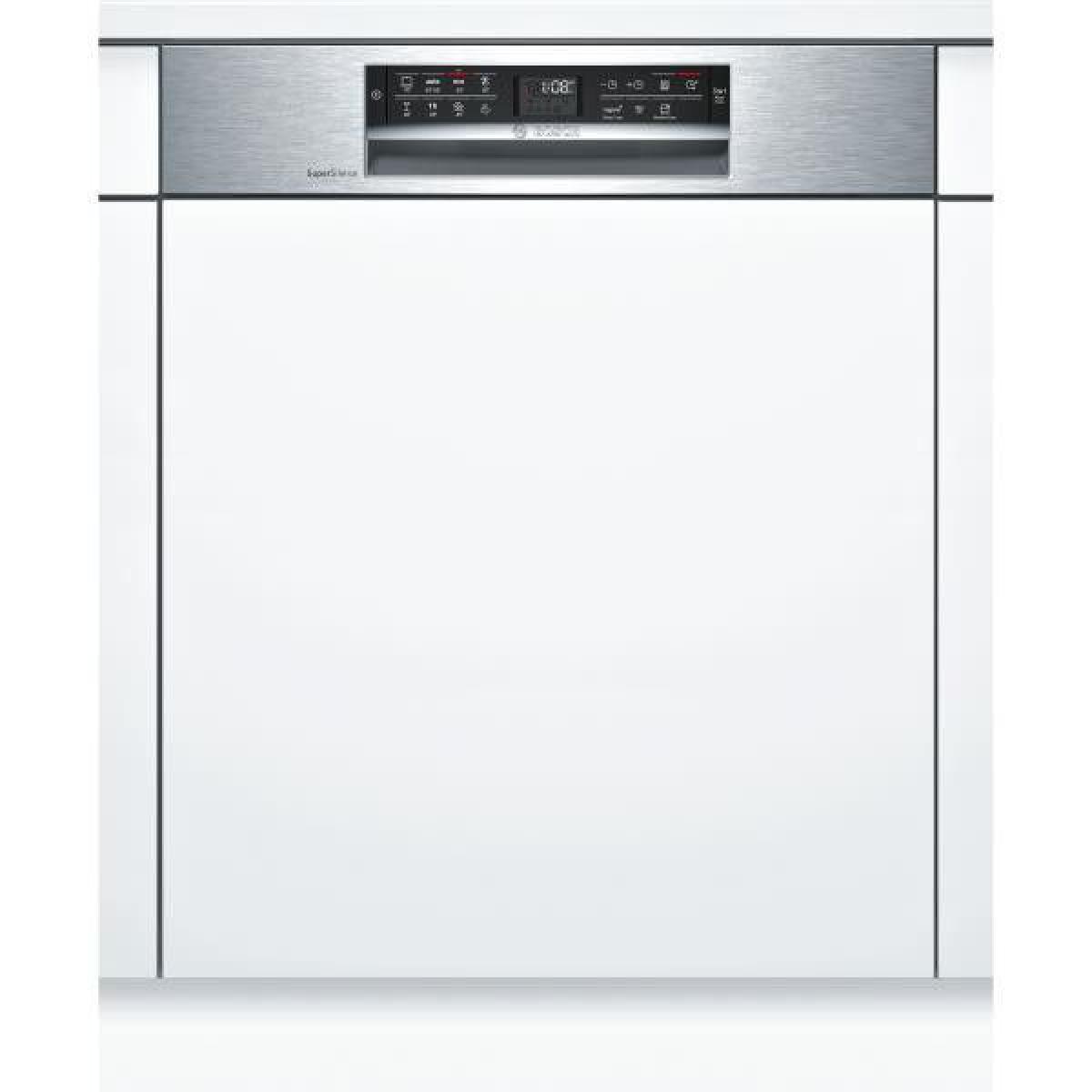 Bosch Lave-vaisselle encastrable BOSCH 13 Couverts 60cm A++, SMI68NS07E