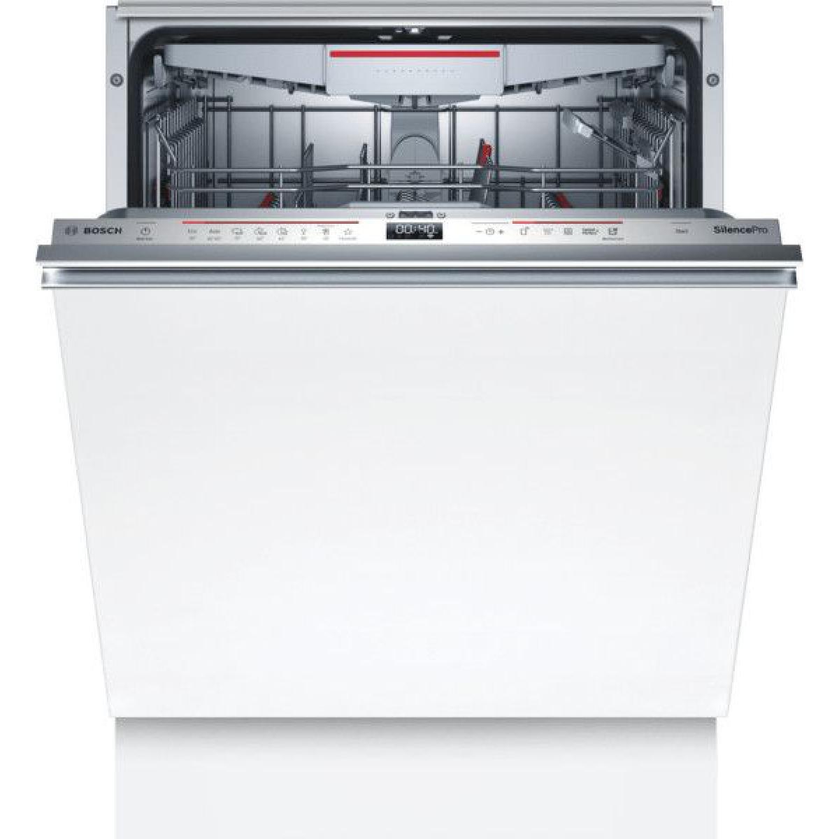 Bosch Lave-vaisselle encastrable BOSCH 14 Couverts 59.8cm D, SMV6ECX69E