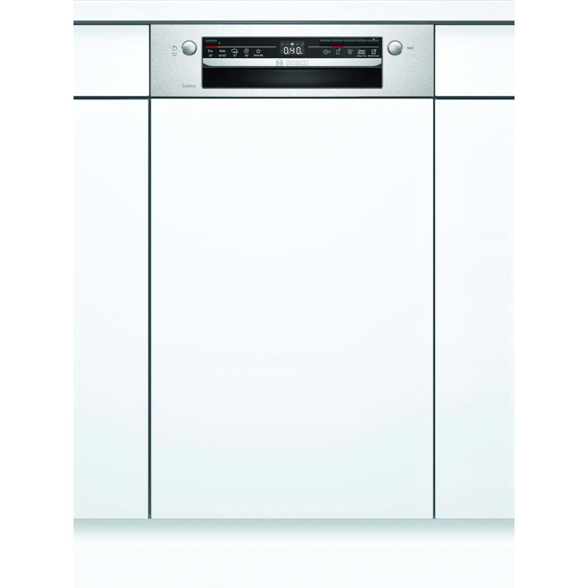 Bosch Lave-vaisselle encastrable BOSCH 9 Couverts 44.8cm A+, SPI 2 IKS 10 E