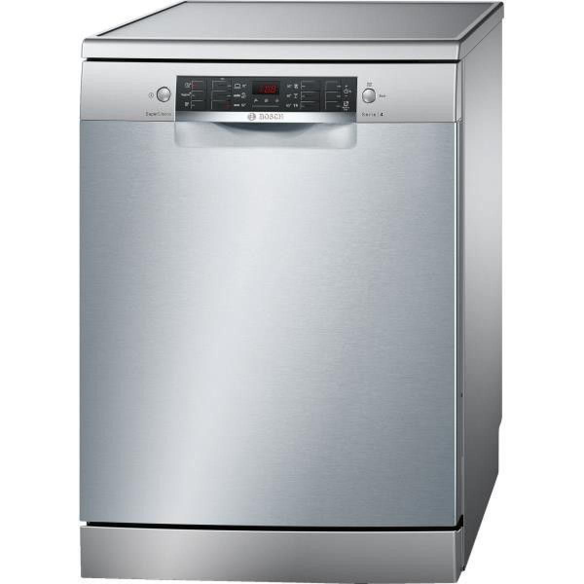 Bosch Lave-vaisselle pose libre BOSCH 12 Couverts 60cm A++, SMS46GI05E