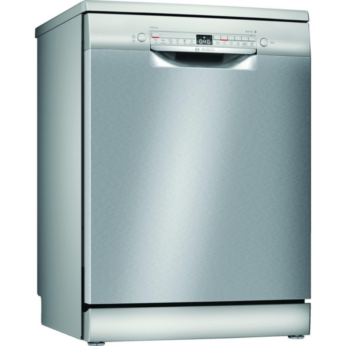 Bosch Lave-vaisselle pose libre BOSCH 12 Couverts 60cm E, SMS2HTI72E
