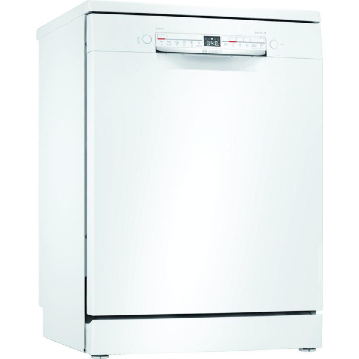 Bosch Lave-vaisselle pose libre BOSCH 12 Couverts 60cm E, SMS2HTW72E