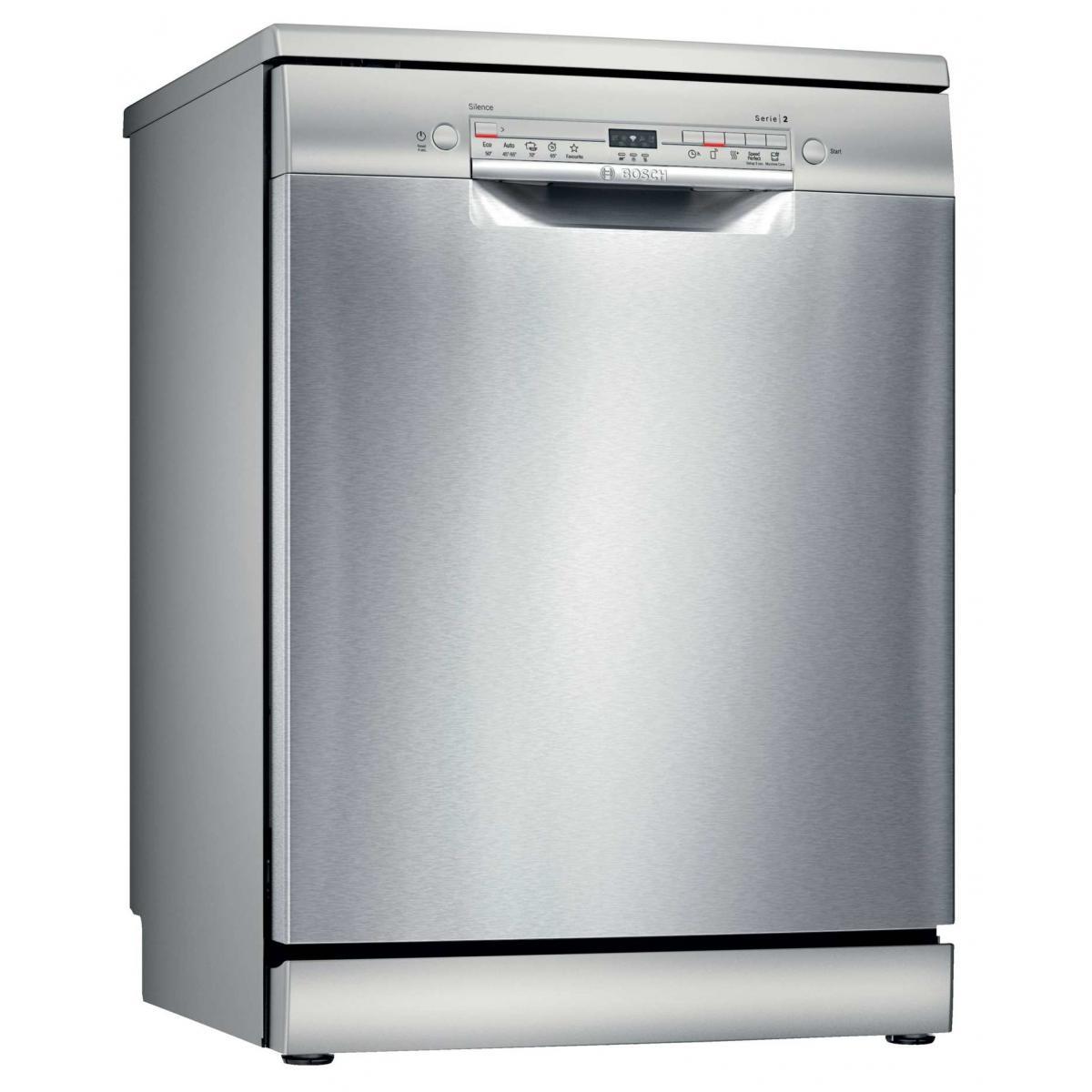 Bosch Lave-vaisselle pose libre BOSCH 12 Couverts 60cm, SMS2ITI12E