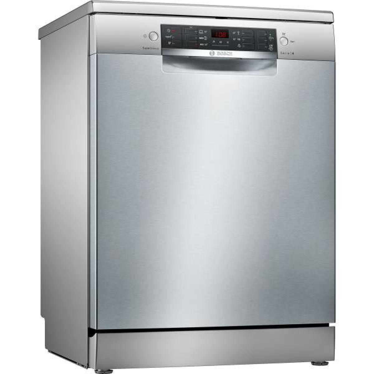 Bosch Lave-vaisselle pose libre BOSCH 13 Couverts 60cm A++, SMS46JI19E