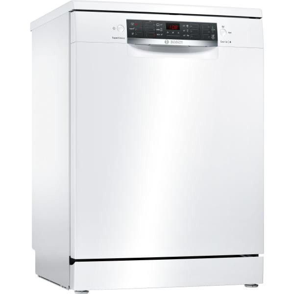 Bosch Lave-vaisselle pose libre BOSCH 13 Couverts 60cm A++, SMS46JW03E