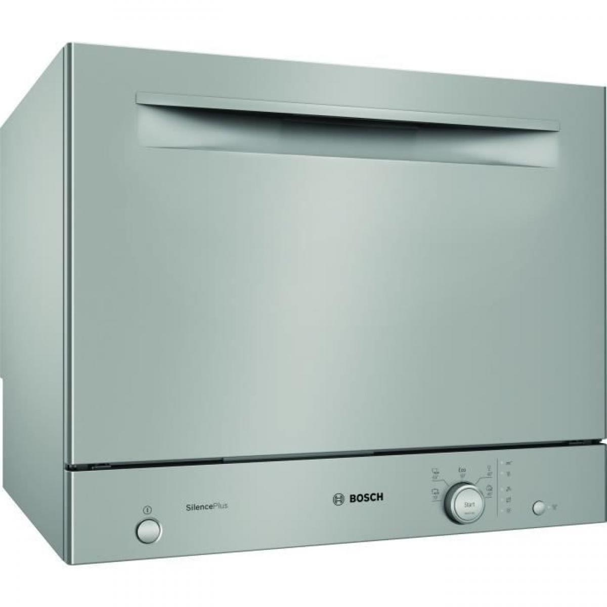Bosch Lave-vaisselle pose libre BOSCH 6 Couverts 55.1cm A+, BOS4242005204526