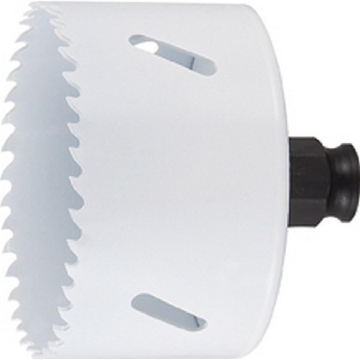 Bosch Scie trépan Power Change, Ø : 140 mm, Vitesse de rotation tr/mn INOX 25, Vitesse de rotation tr/mn acier 60