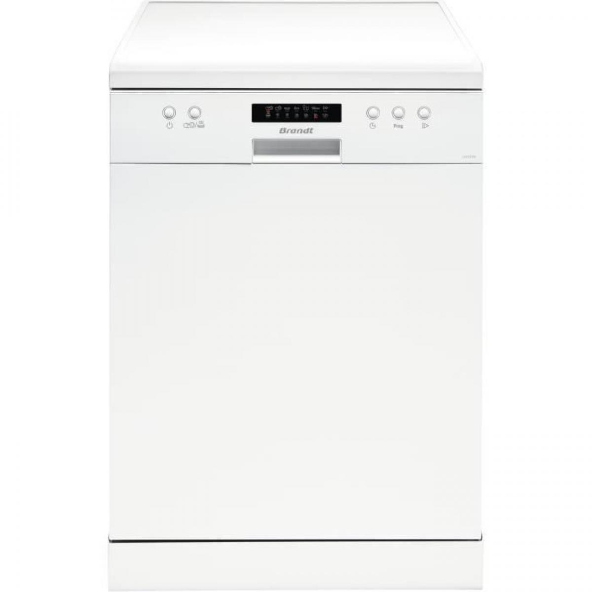 Brandt Lave-vaisselle pose libre BRANDT 13 Couverts 59.8cm, BRA3660767977112