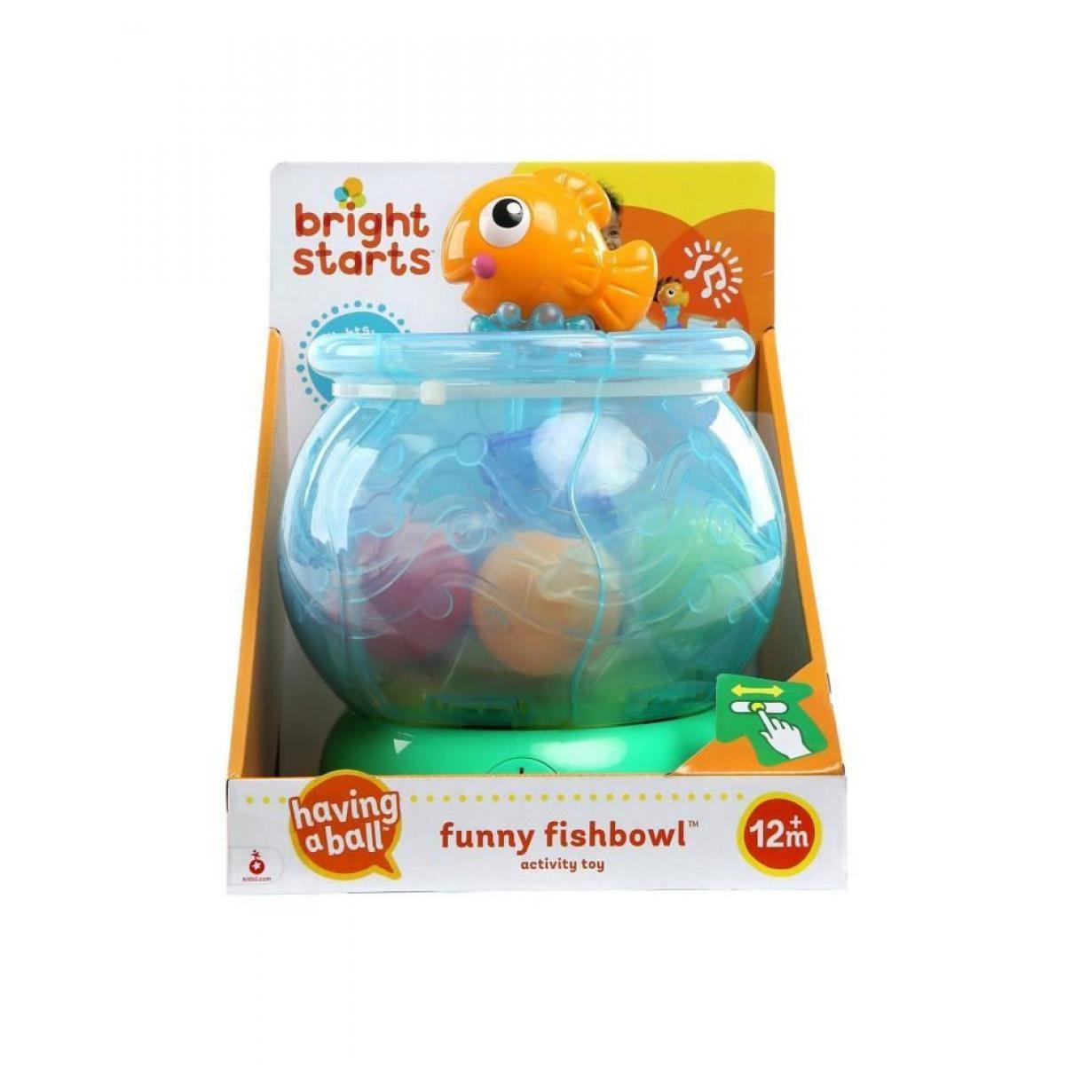 Bright Starts BRIGHT STARTS Jouet d'éveil Funny Fishbowl