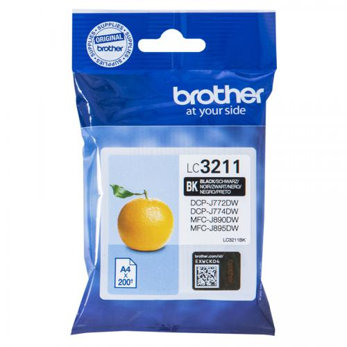 Brother - LC3211BK - Brother