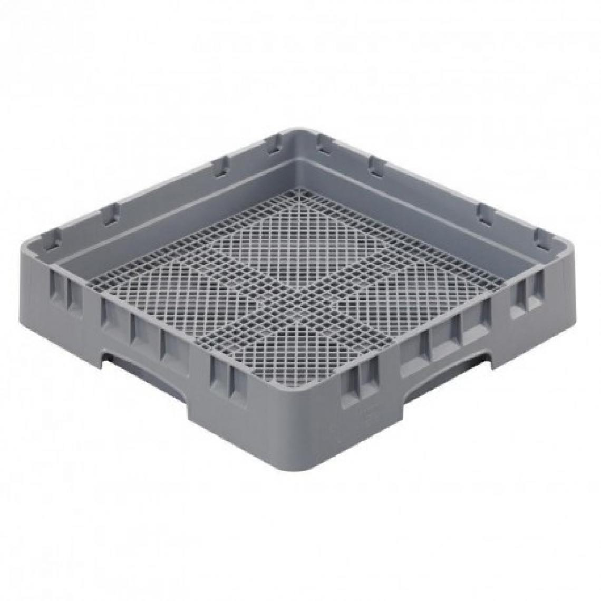 Cambro Casier de lavage à couverts - 500x500x101 mm - Cambro -