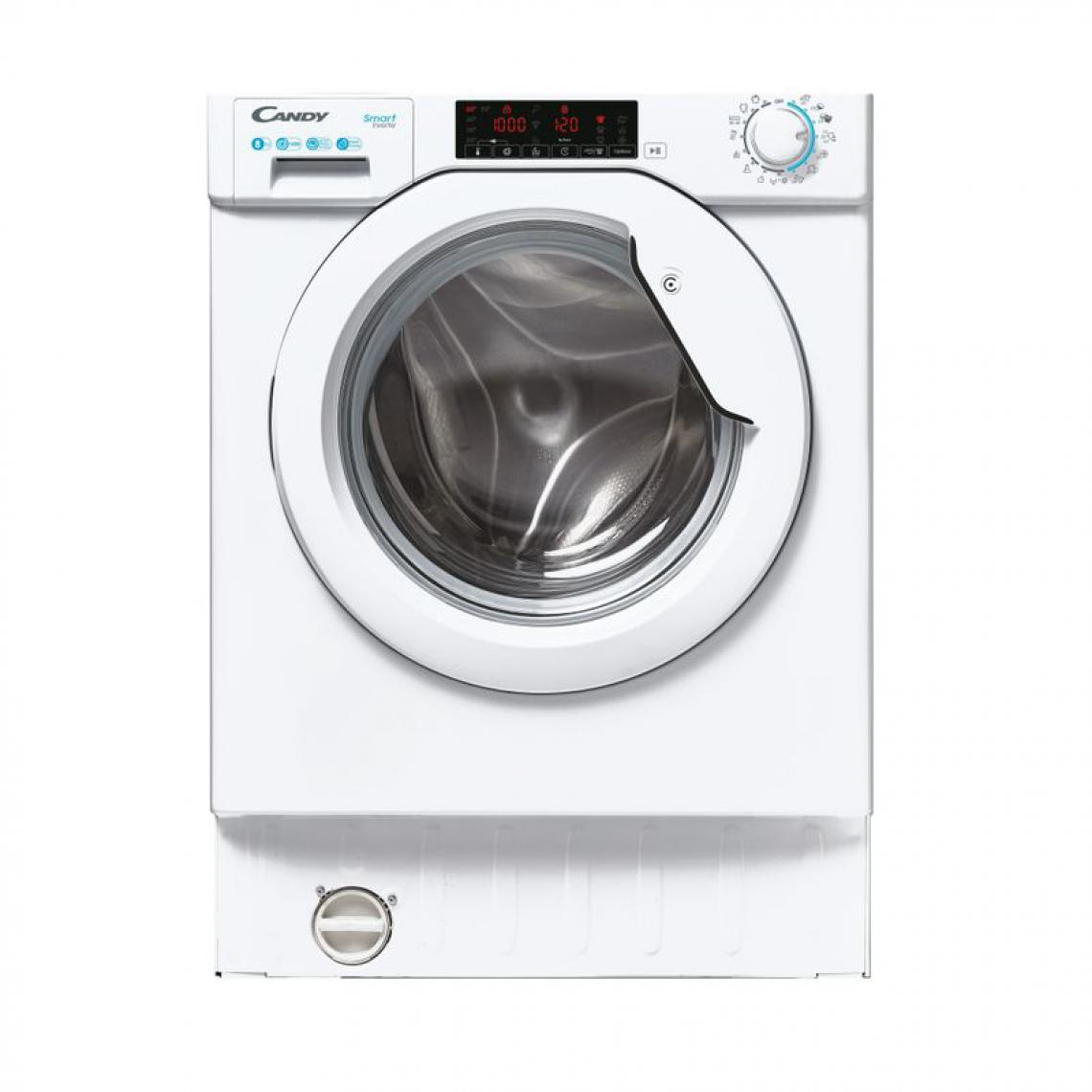 Candy Lave-linge intégrable CANDY, CBW48TWME-S
