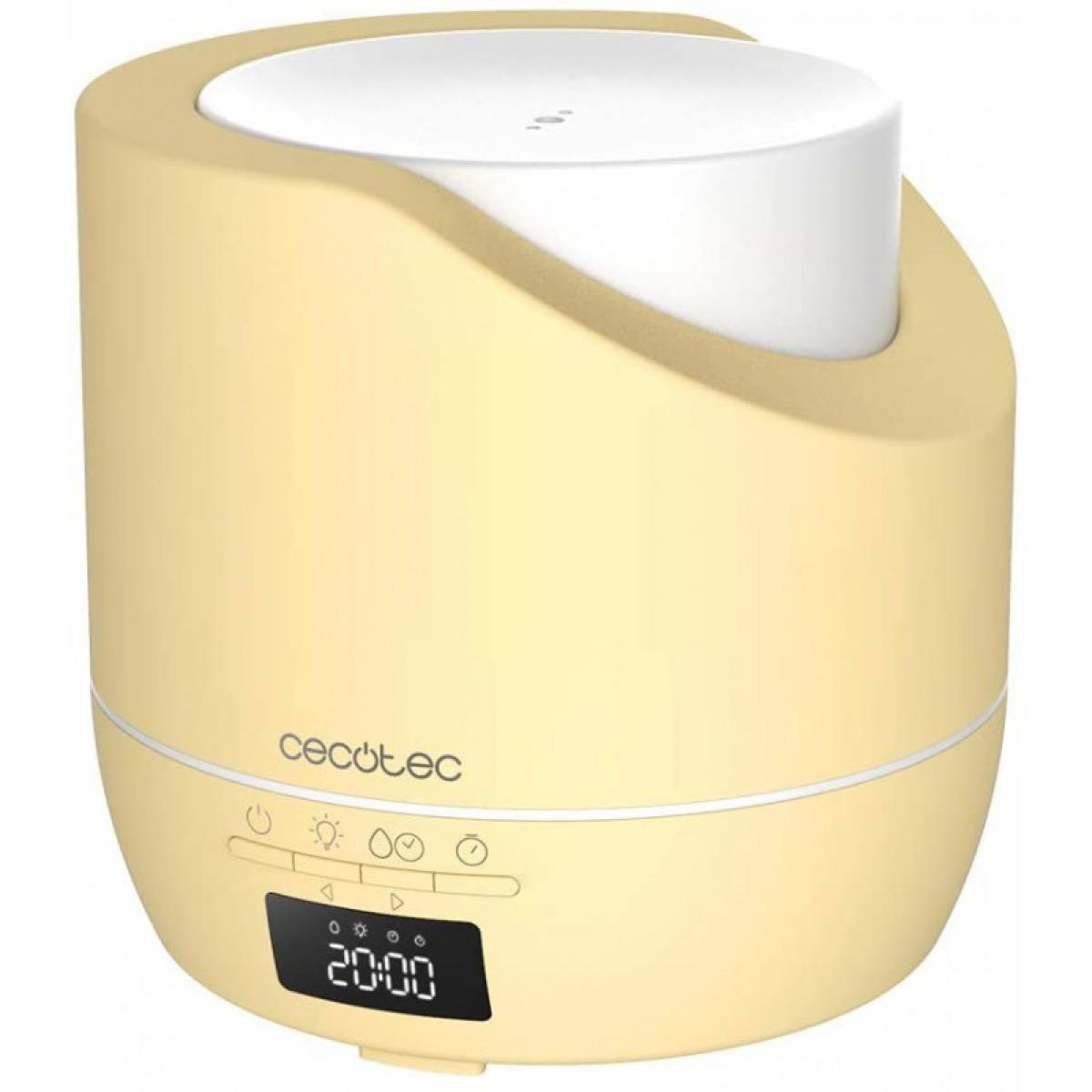 Cecotec Cecotec, Diffuseur d'arômes, PureAroma 500 Écran, 3 modes de fonctionnement, jusqu'à 30 m2, minuterie 12 h, capacité 500