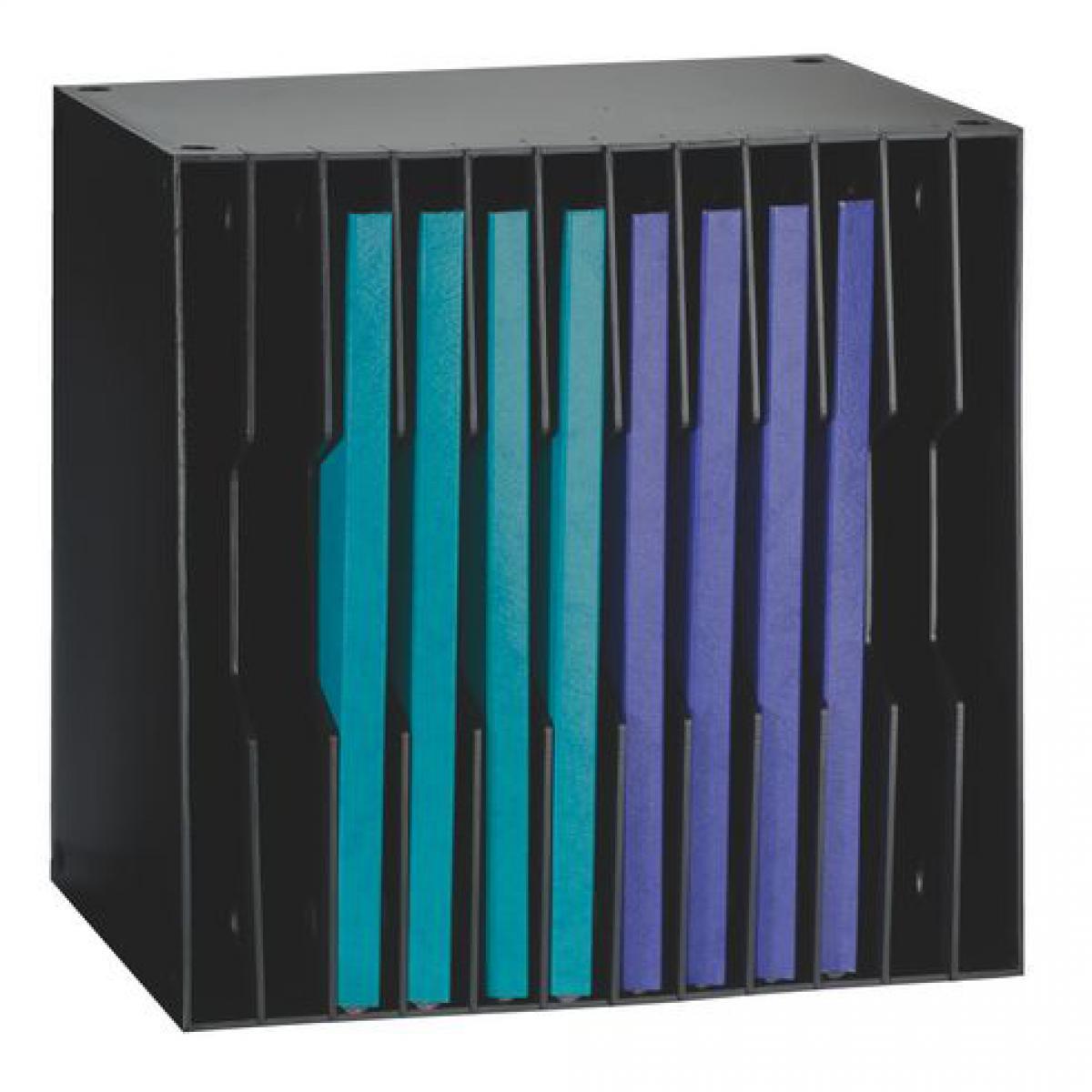 Cep Bloc de classement Cep CubiCep 12 cases couleur