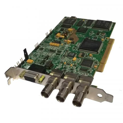 Cirrus Logic - Carte Graphique Video STRADIS SDM280E PCI 3x Connecteurs BNC - Occasions Carte Graphique
