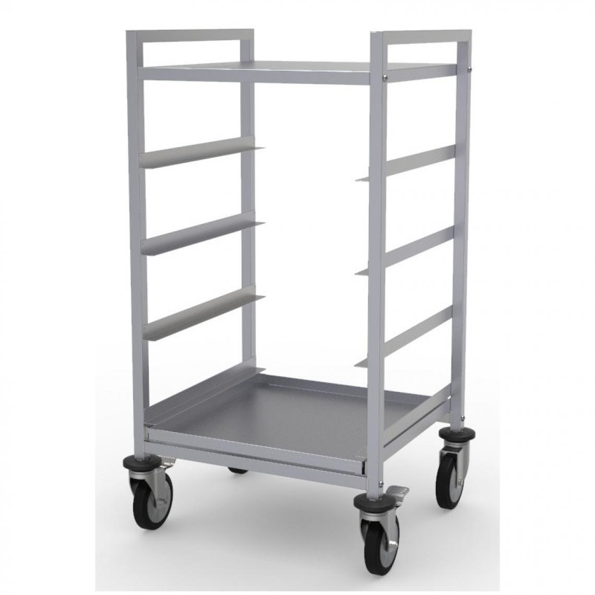 Combisteel Chariot pour Paniers de Lavage 500 x 500 mm - Combisteel -
