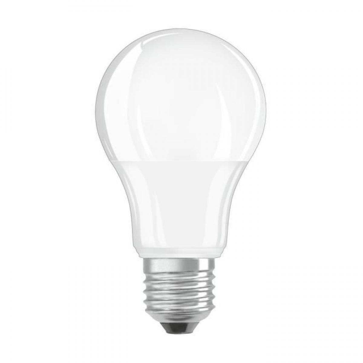 Cstore BELLALUX Lot de 6 Ampoules LED Standard verre dépoli 8,5W=60 E27 chaud