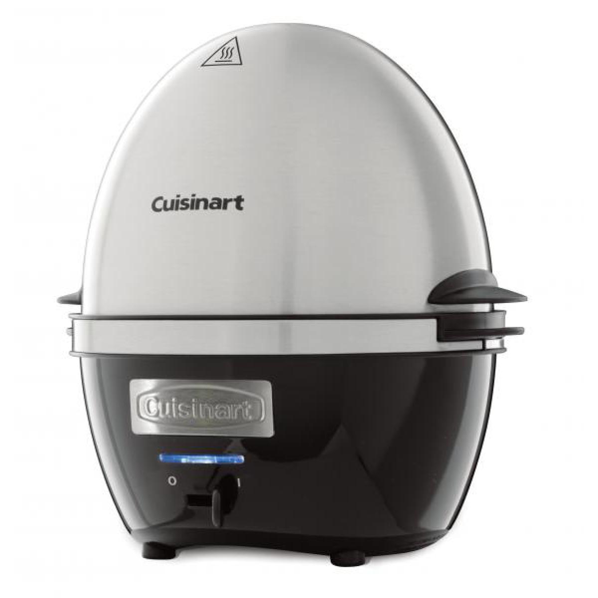 Cuisinart CUISINART Cuiseur 10 oeufs Acier Brossé CEC10E