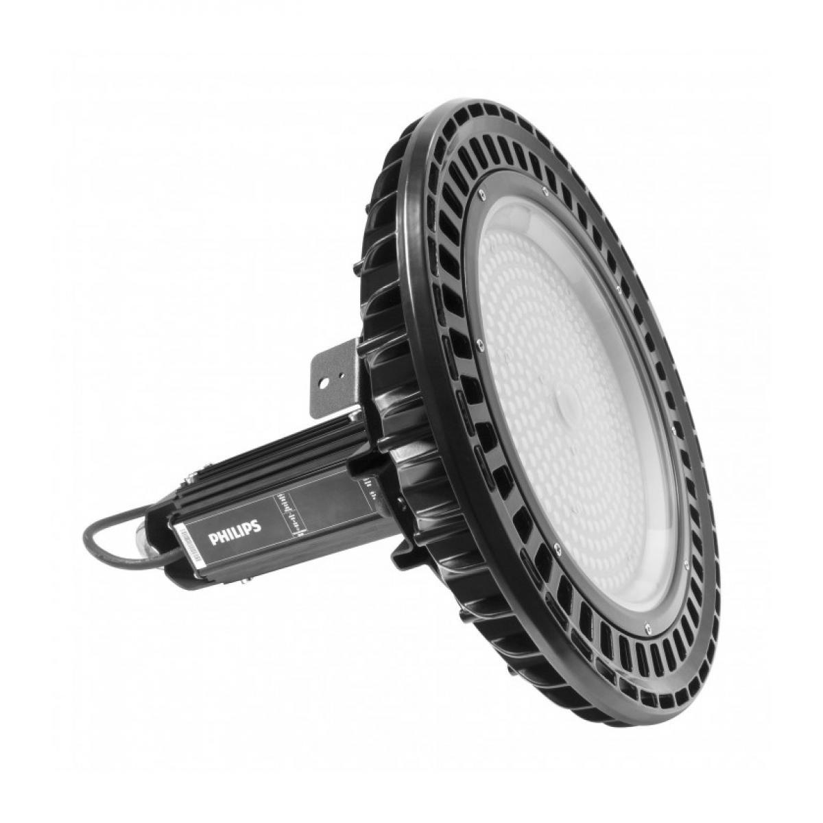 Delitech Blanc Froid - Cloche LED UFO / suspension - 150 W - Full Philips - ALTHAE - DeliTech® - Usiné en France