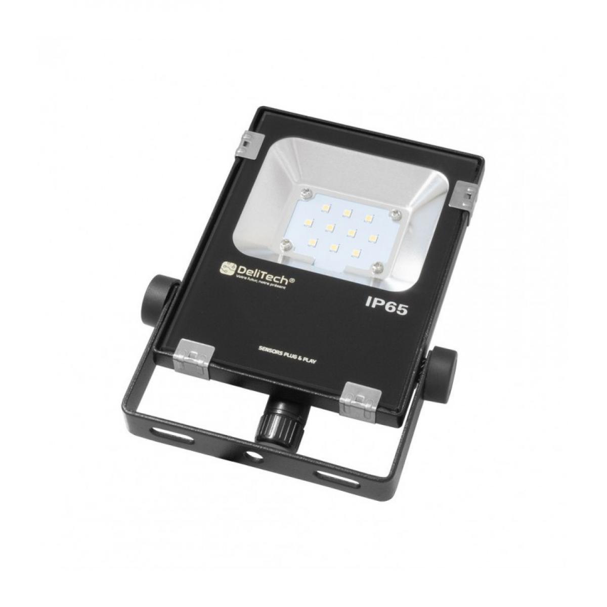 Delitech Projecteur LED NOVA Sensor Ready - 10W - IP65 - DeliTech