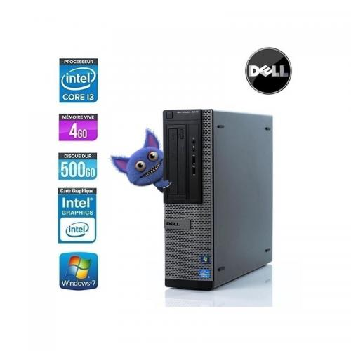 Dell - DELL OPTIPLEX 3010 DESKTOP CORE I3 2120 3.3GHZ - PC Fixe