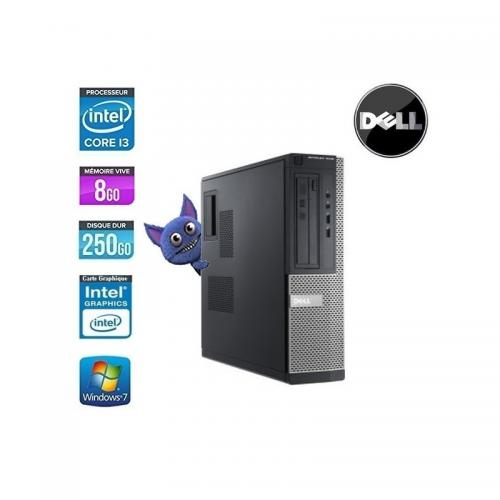 Dell - DELL OPTIPLEX 3010 SFF CORE I3 3220 3.3GHZ - PC Fixe